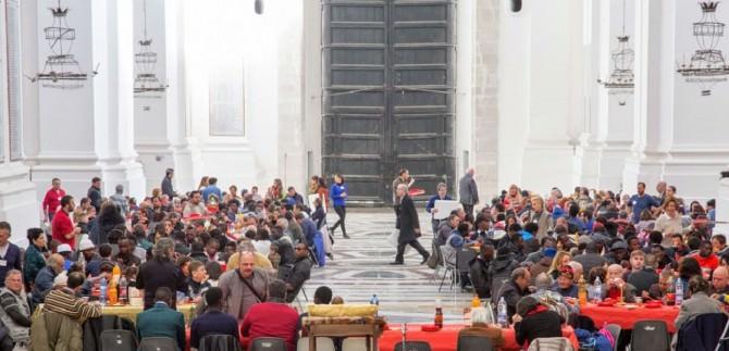 iniziative solidarietà catania
