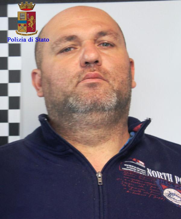 Salvatore Servo, 41 anni
