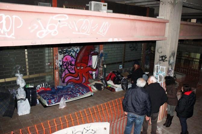 Caritas Catania, in vista dell'emergenza freddo 70 sacchi a pelo per i senzatetto