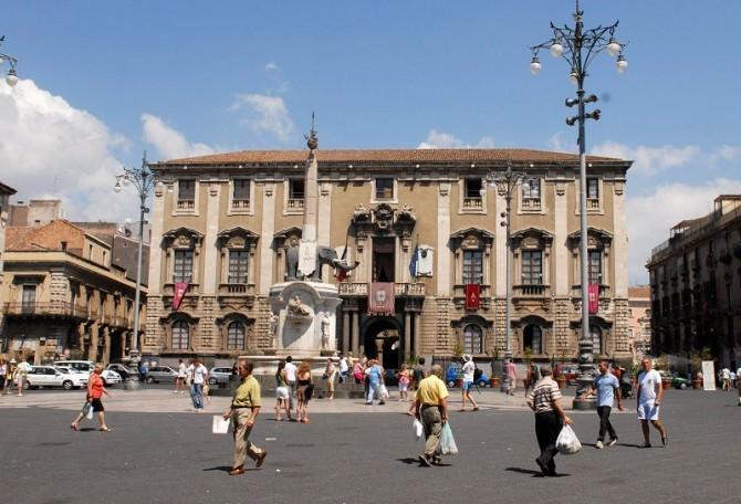 CATANIA  Municipio