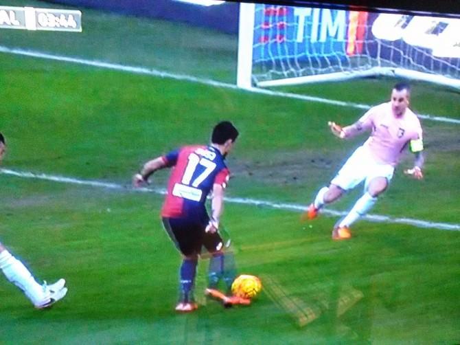 Sonora sconfitta per il Palermo. 4-0 a Genova e posizione in classifica che preoccupa