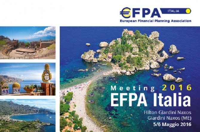 L'EFPA Italia Meeting 2016 si sposta a Sud. La Sicilia si aggiudica l'evento