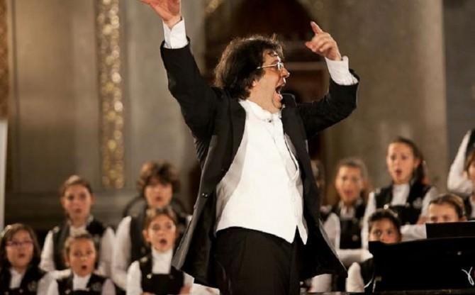 Direttore d'orchestra Antonio Sottile