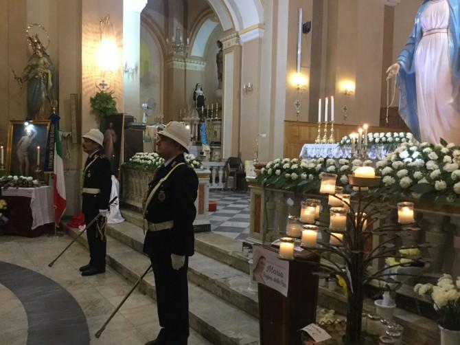 Mascali, la Polizia locale festeggia il suo patrono San Sebastiano