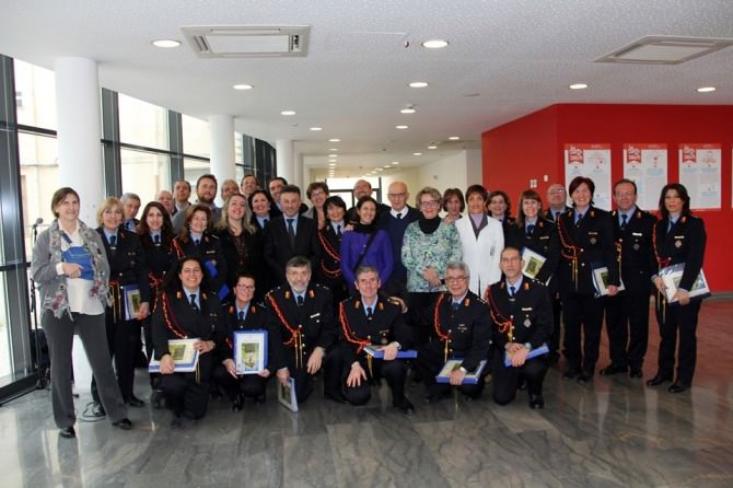 Concerto polizia municipale ospedale Di Cristina