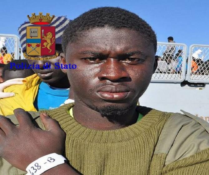 DARBOE Lamin Nigeria 16.08