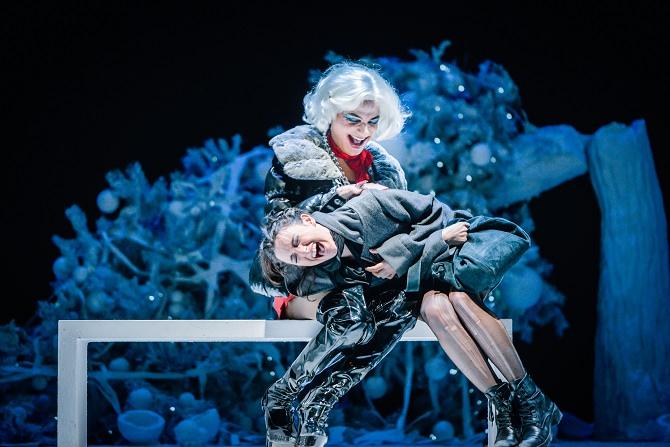 """""""Lei e lei"""" al Teatro Vittorio Emanuele: in scena per l'AIRC"""