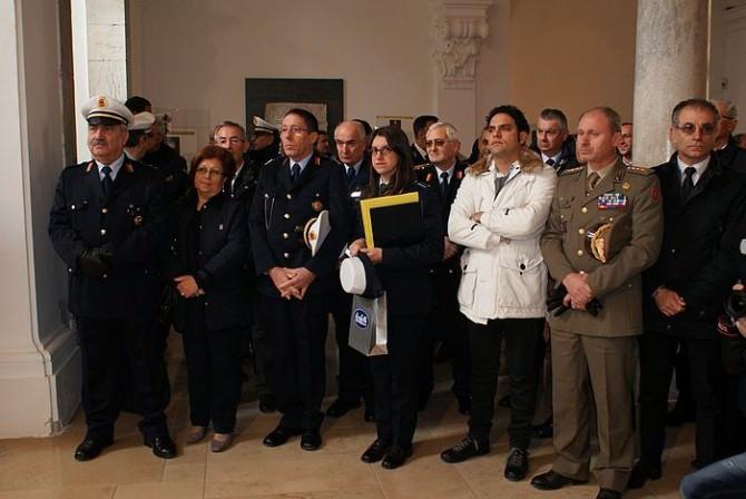 Festa San Sebastiano festa polizia municipale Trapani