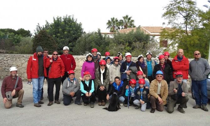 Grotta Monello Visita guidata 11 gennaio