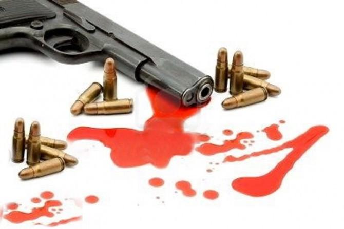 Omicidio arma da fuoco