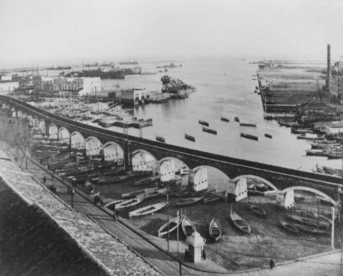 Porto di Catania antico