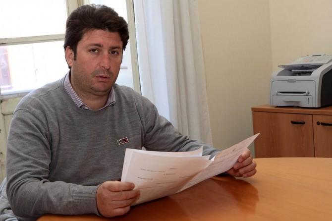 Consigliere comunale Sebastiano Anastasi