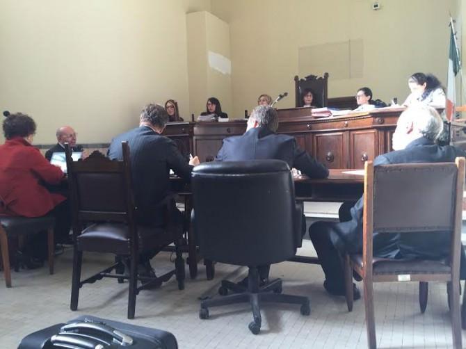 L'udienza del processo Lombardo e la deposizione di Mimmo Sudano