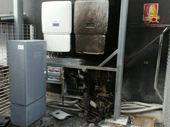 Misterbianco, incendio supermercato ARD: nessun ferito
