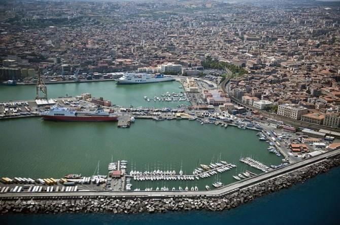 Porto di Catania
