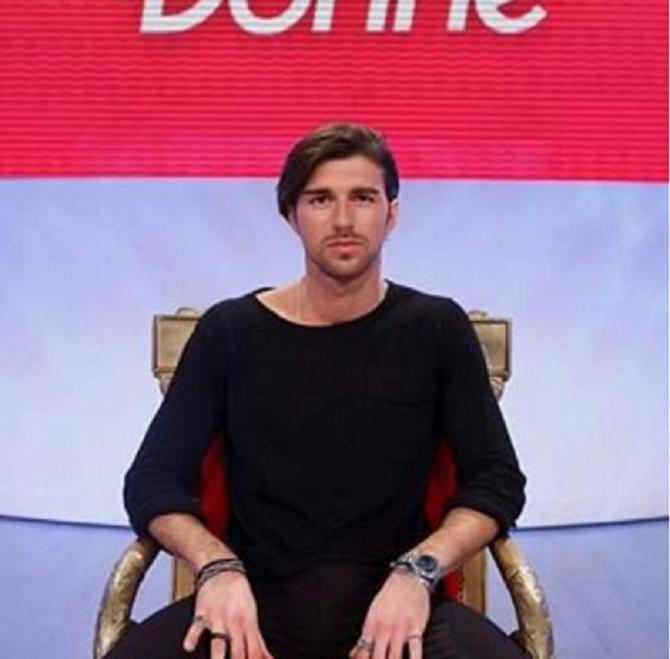 Da Gela a Uomini&Donne: Andrea Damante è il nuovo tronista