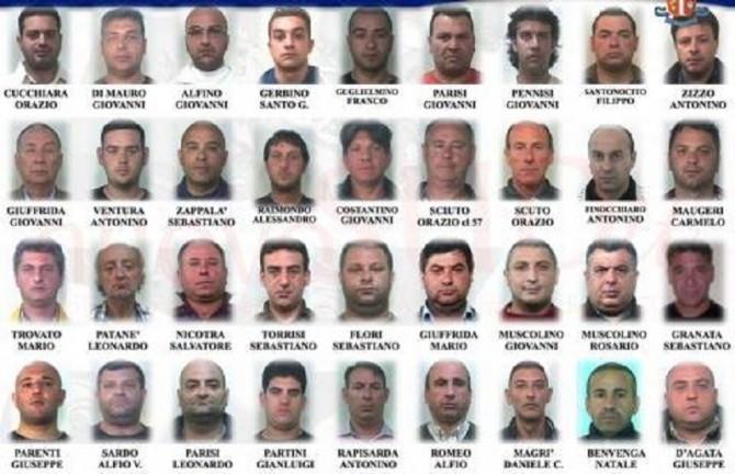 Operazione Vicerè, ecco tutti i nomi degli arrestati. IL VIDEO