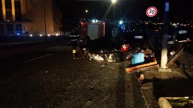 Ennesimo incidente sulle strade catanesi, 32enne trasportato d'urgenza al Cannizzaro