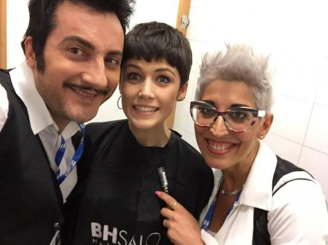 Hair designer trapanese al Festival di Sanremo 2016