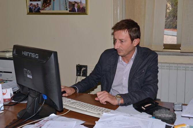 Carlo Caputo, sindaco Belpasso