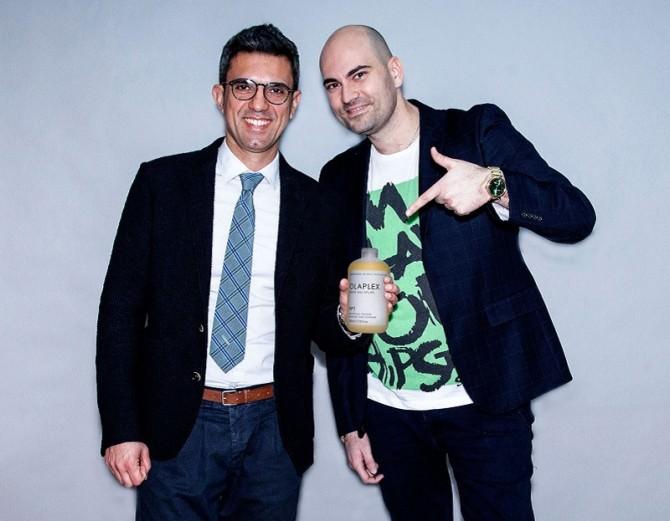 Davide Puglia & Carlo Oliveri - OP Cosmetics