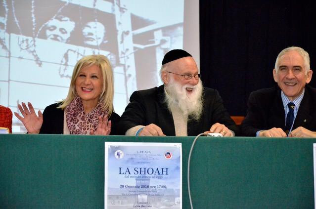 Fidapa Gravina di Catania racconta il dramma delle shoah, per non dimenticare