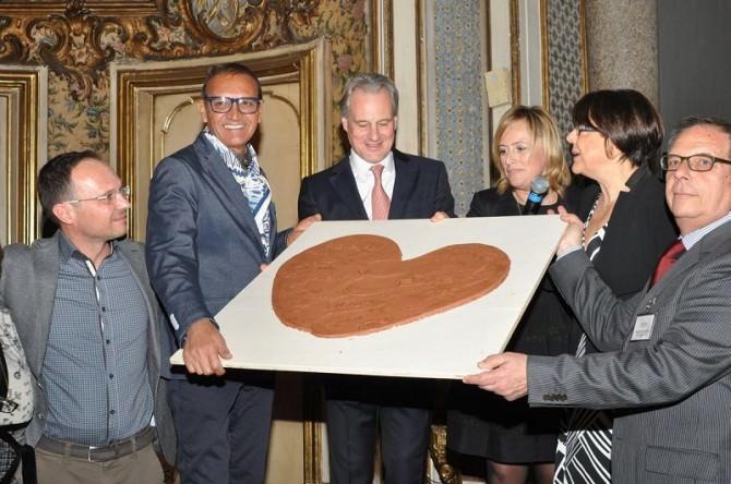 Palazzo Biscari: i festeggiamenti del primo anno del laboratorio ceramico-terapia
