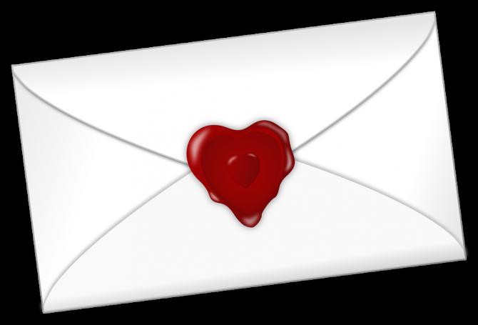 Lettera amore San Valentino