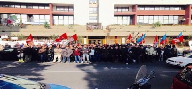 Protesta Almaviva