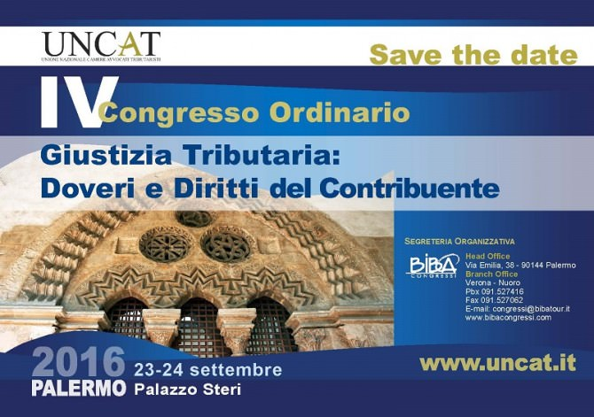 Save the date - UNCAT 2016
