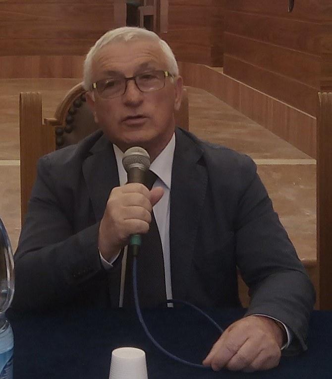 Sindaco Nicolò Coppola