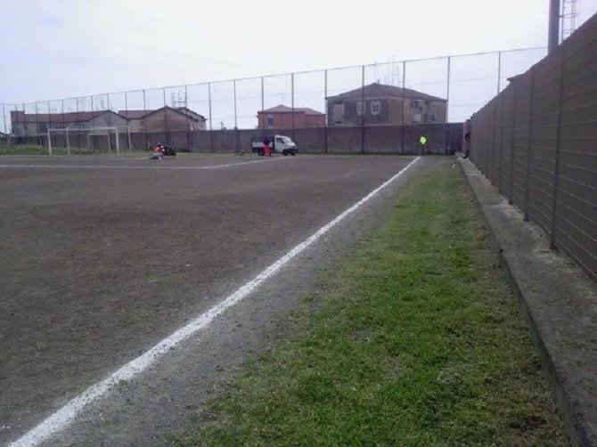 campo di calcio eredia