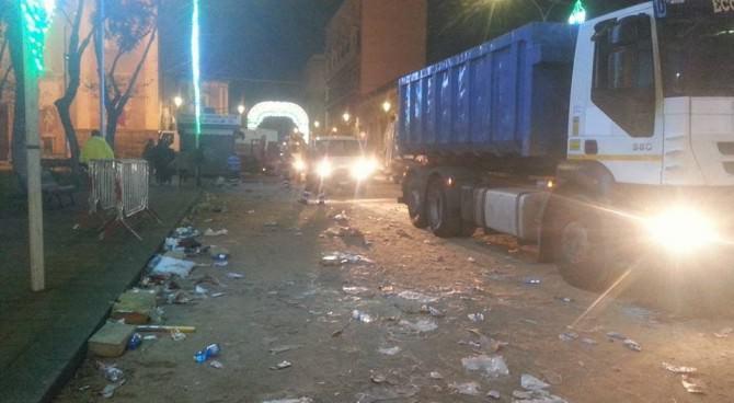Cera e rifiuti: il dopo Sant'Agata