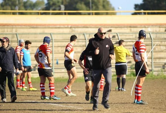 nella foto coach II Mario Privitera