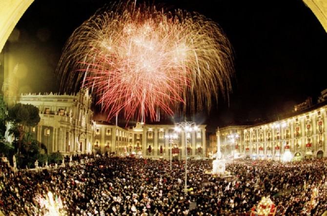"Catania, l'Alberghiero""Karol Wojtyla"" omaggia la patrona Sant'Agata"