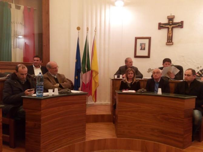sindaco e assessori in consiglio comunale