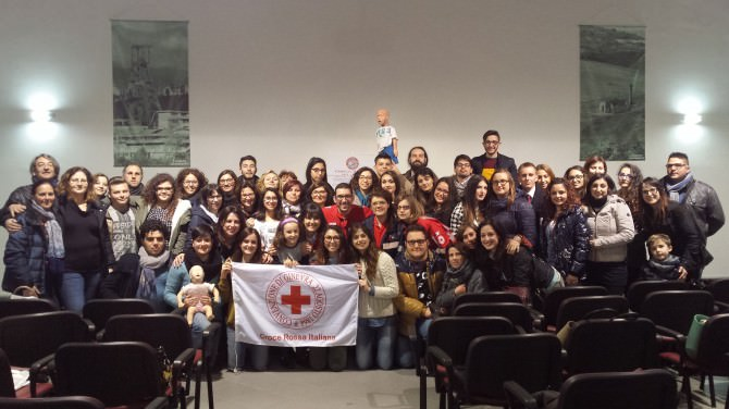 croce rossa Serradifalco