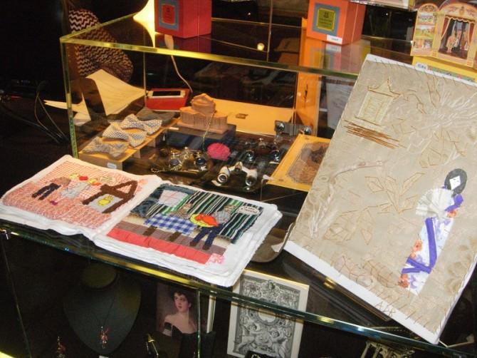 Caffè del Teatro Massimo, un laboratorio per cucire libri di stoffa