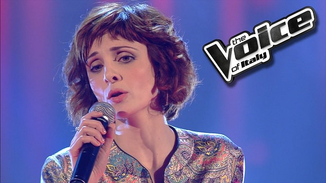Federica the voice