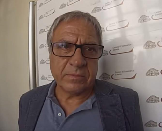 Alfio Pagliaro, segretario Camera di Commercio Catania