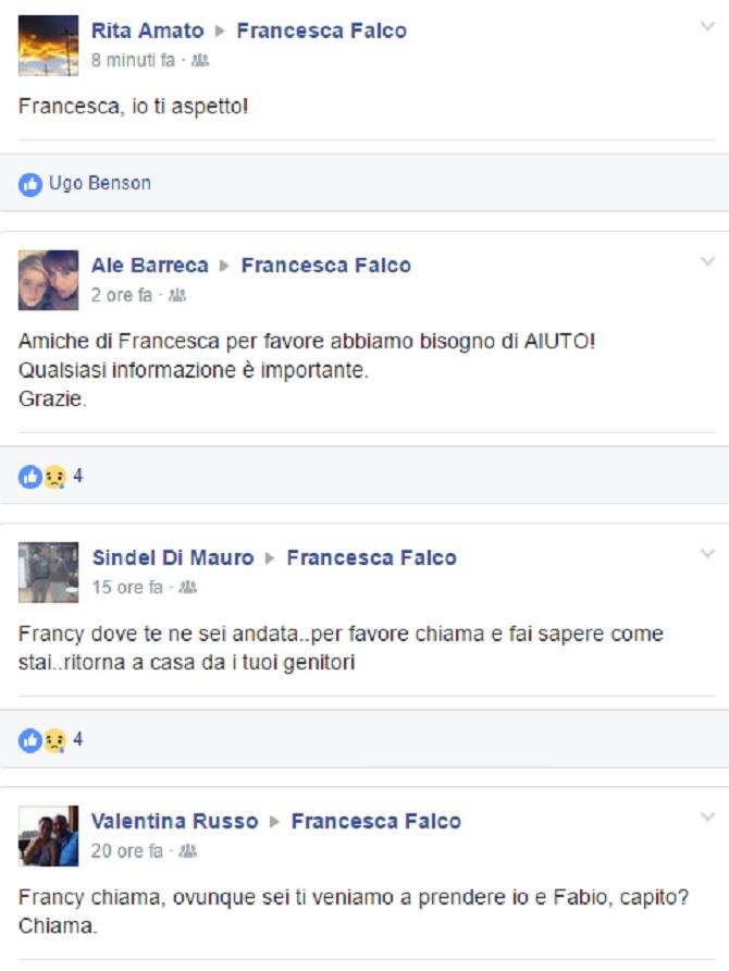 Amiche Francesca Falco