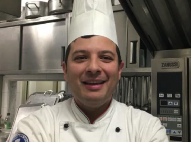 Chef Pietro Arezzo