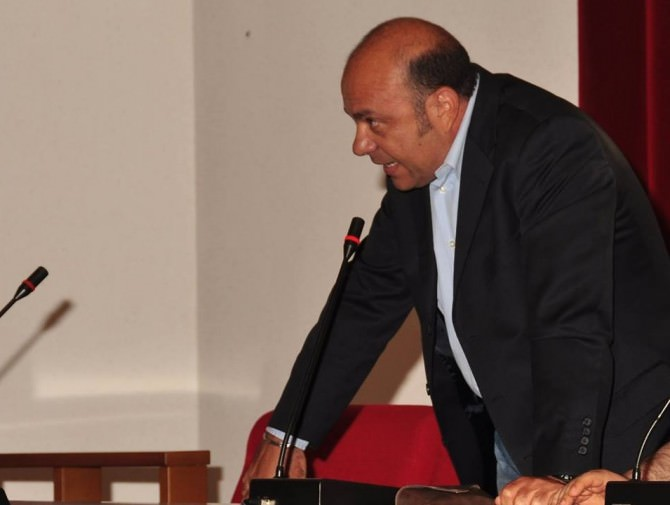 Claudio Nicolosi, consigliere Gravina