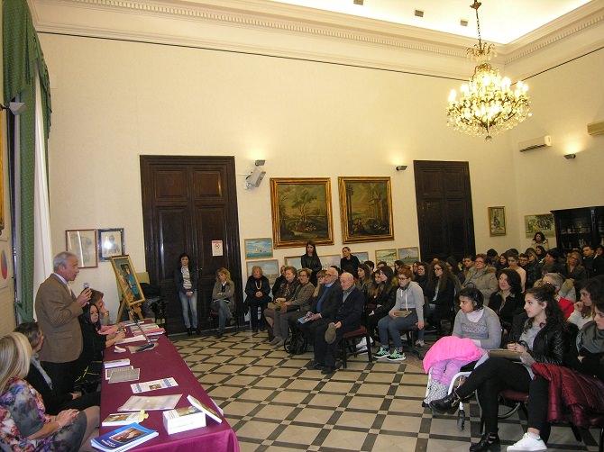 Conferenza festa della donna Trapani (1)
