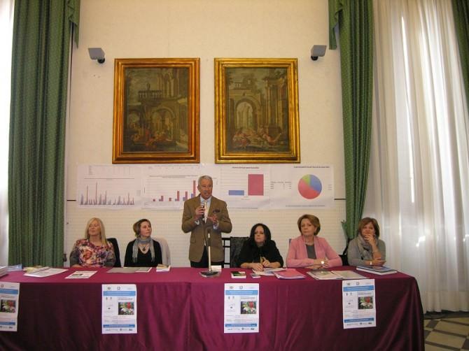 Conferenza festa della donna Trapani