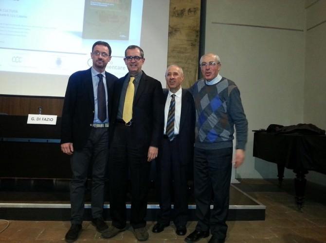 Grande successo al Palazzo della Cultura di Catania per la presentazione del libro di Giorgio Paolucci