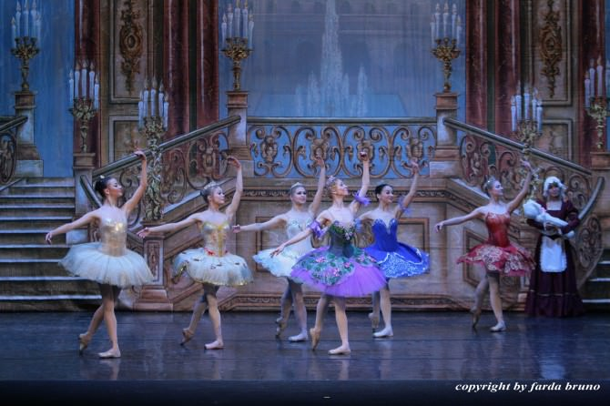 New Classical Ballet of Moscow fa tappa a Catania