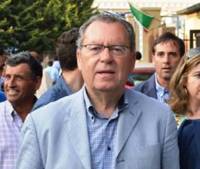Leonardo Lauricella, sindaco Siculiana