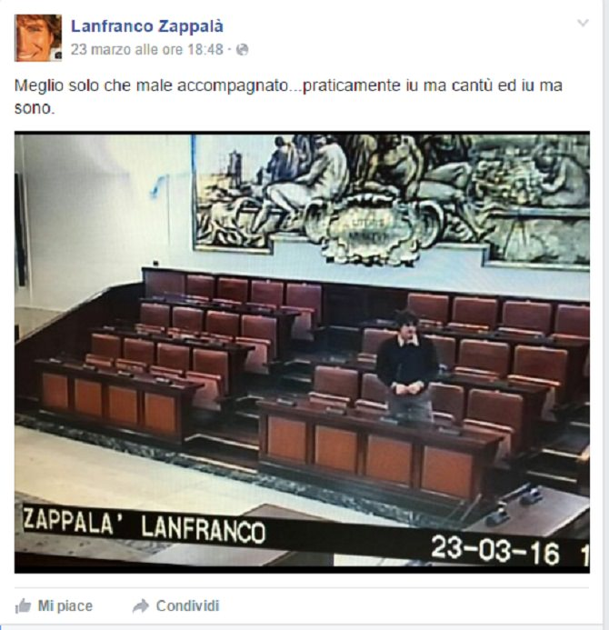 Post Lanfranco Zappalà