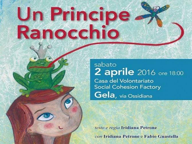 Un Principe Ranocchio - locandina